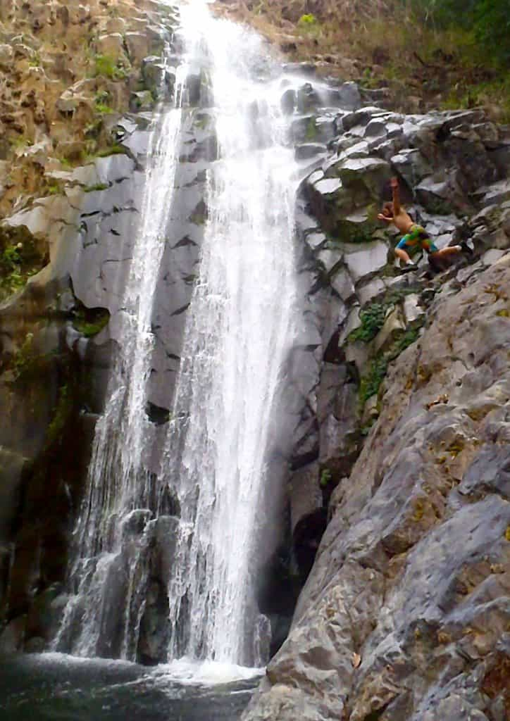 Leap of faith! Canyoning In El Salvador