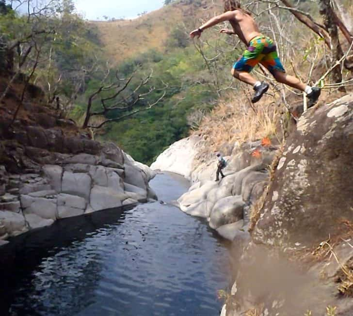 Canyoning In El Salvador – Unexpected Excitement