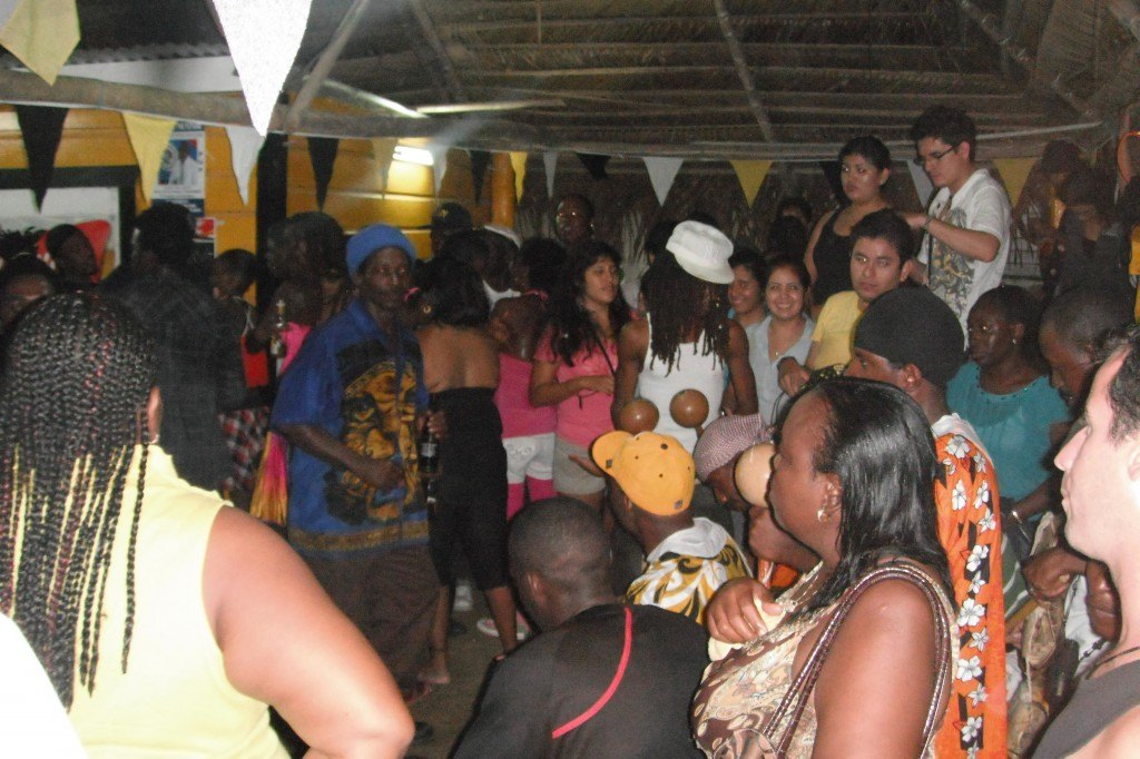 A Punta Party. Things To Do In Belize