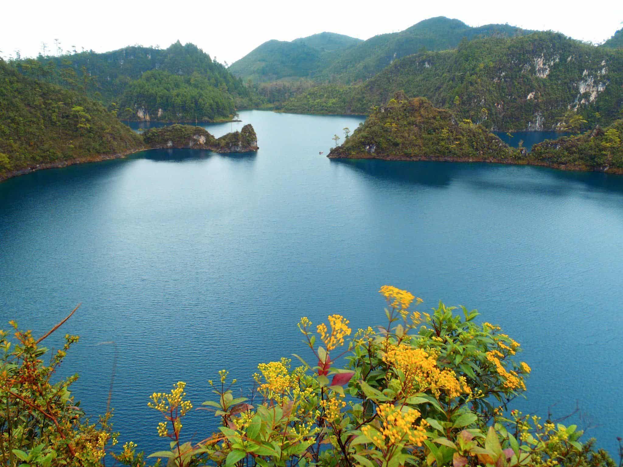 Lago De Montebello1