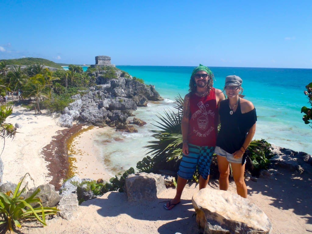 Us At Tulum