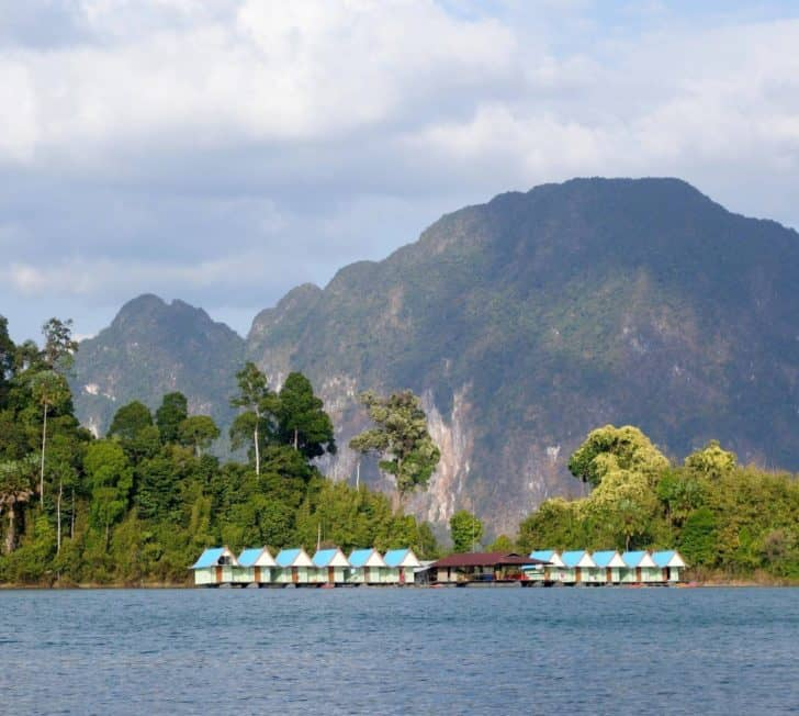 Exceeding Expectations At Khao Sok Lake House