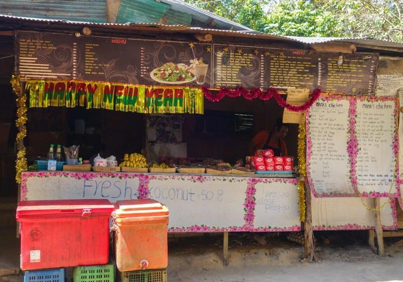 Mama's Chicken Ton Sai Bay Beach