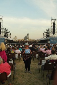 Teatro Del Silencio – Bocelli Under The Tuscan Moon -Lajatico