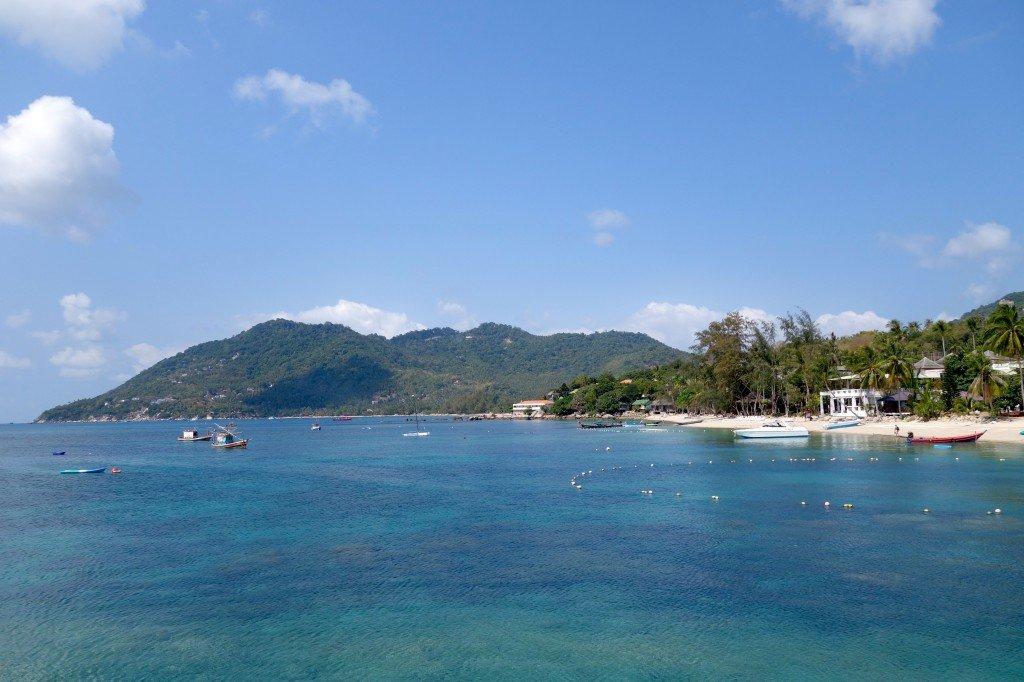 The Gorgeous Island Of Koh Tao.