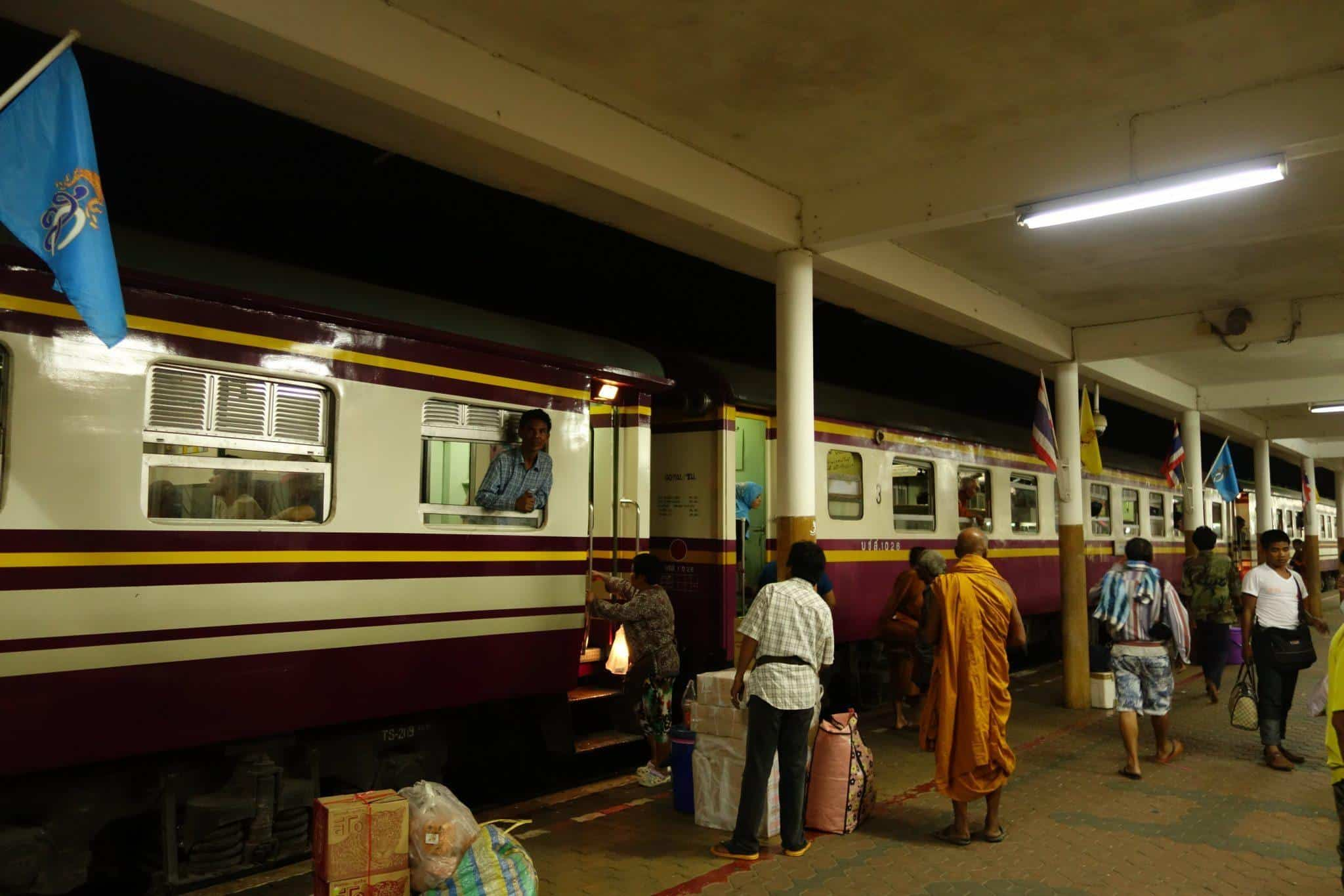 Monk Train