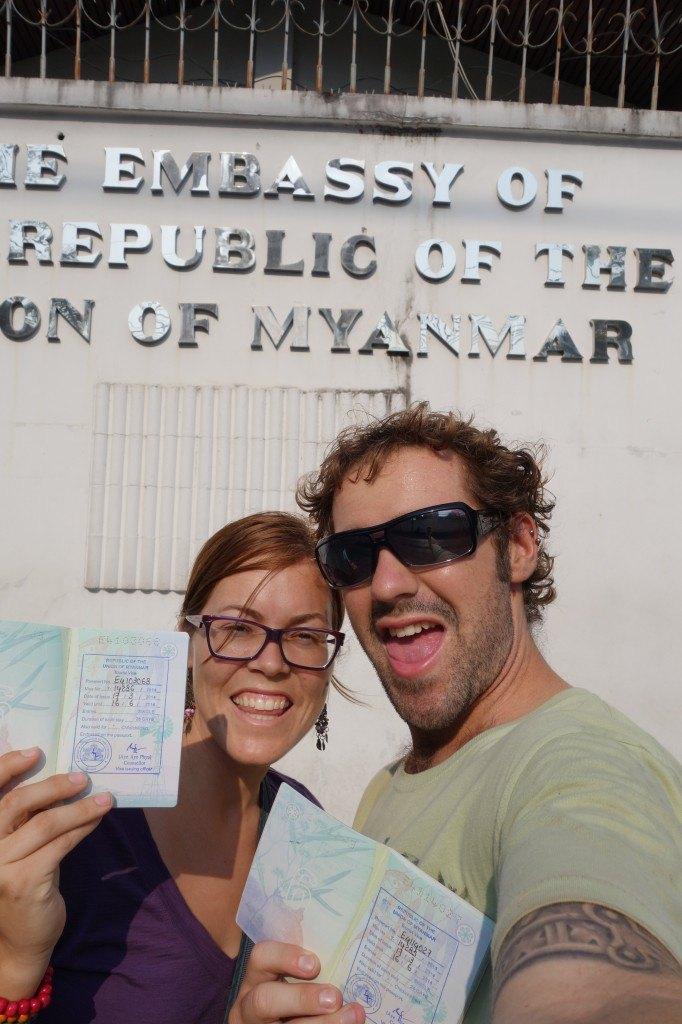 Next Stop, Myanmar!