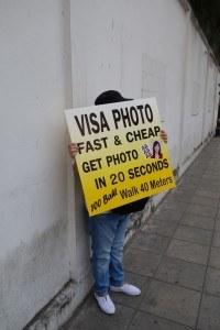 Visa Lady