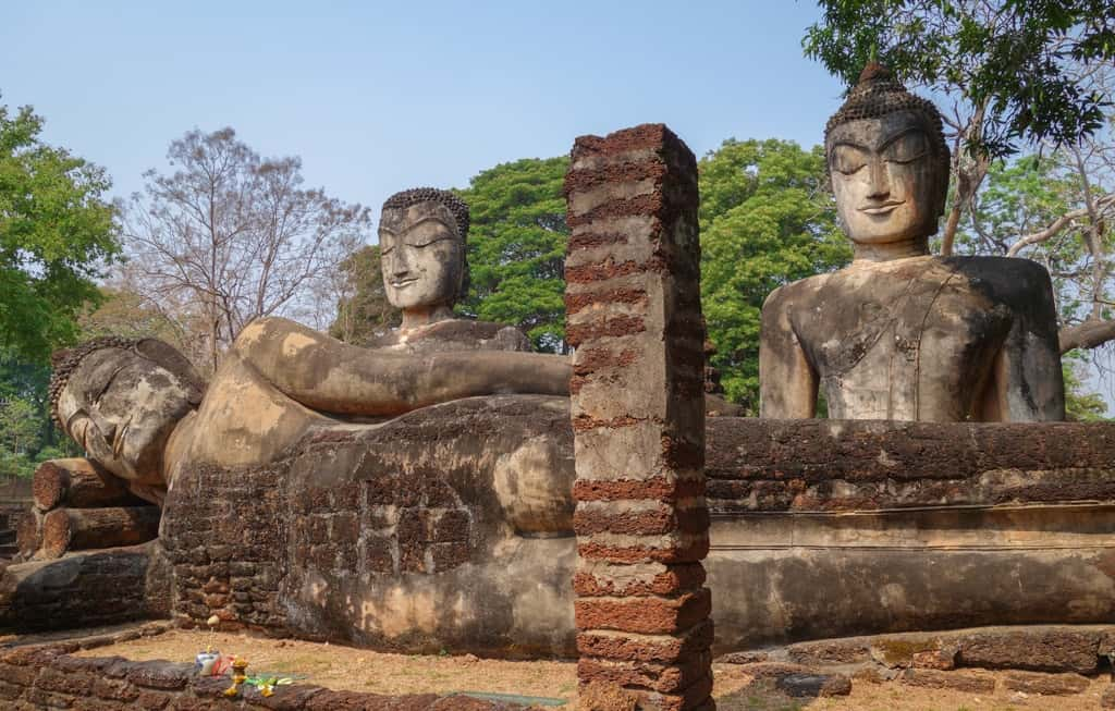 Buddahs Of Kamphaeng Phet