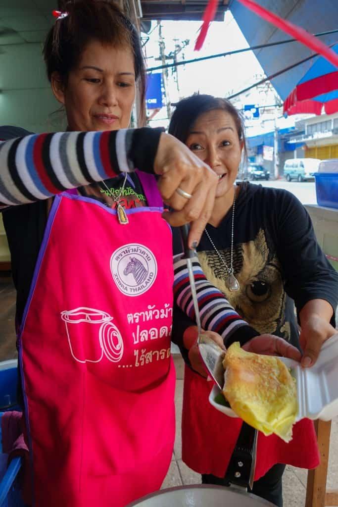 Food Lady Things To Do In Kamphaeng Phet
