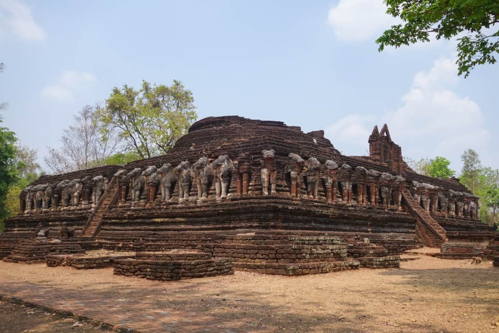 Temple Things To Do In Kamphaeng Phet