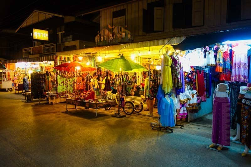 Walking street. Things To Do In Pai