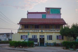 Golden Kalaw Inn Myanmar Accommodation Where To Stay Burma