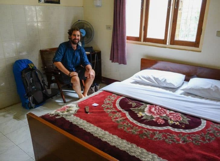 Myanmar Accommodation – Where We Stayed And For How Much