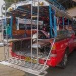 Songthaew Myawaddy Mae Sot