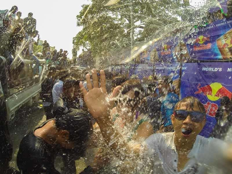 Thingyan Festival 5 Of 9