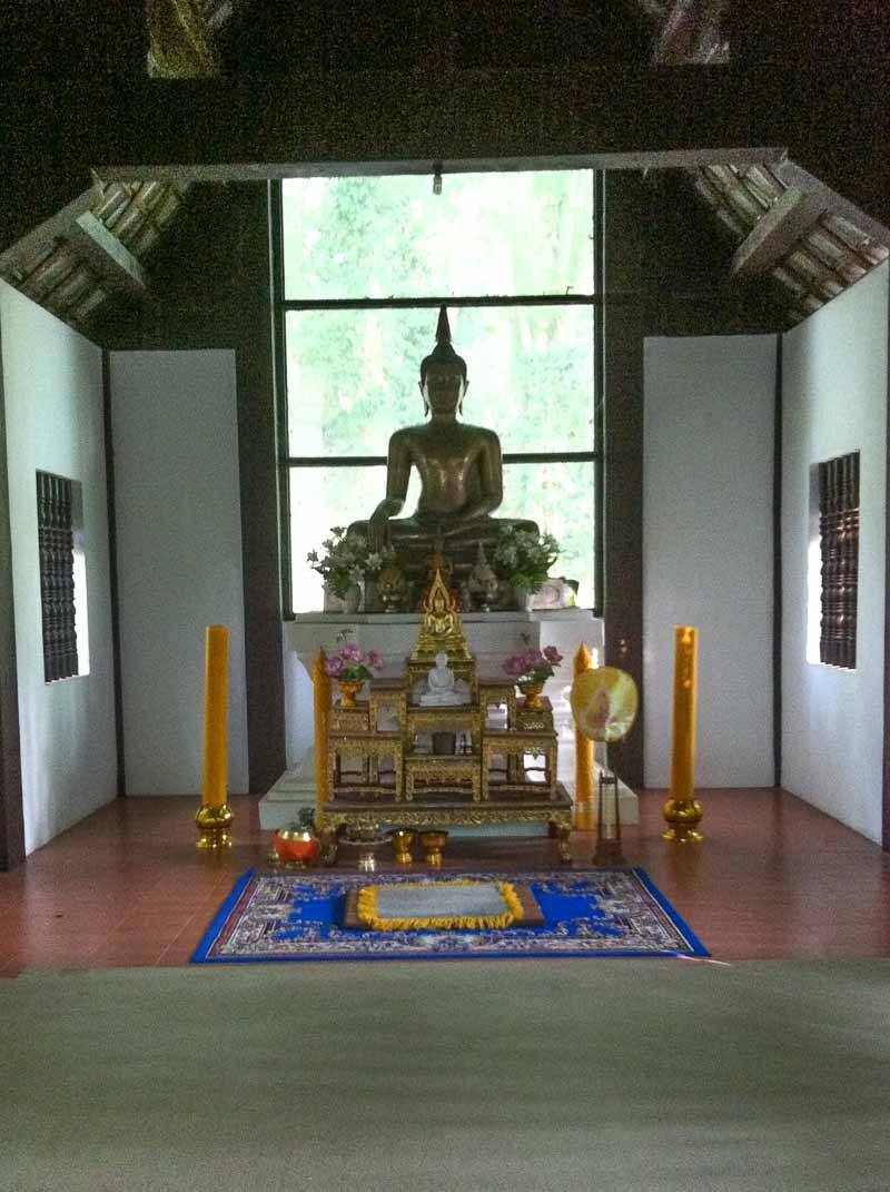 Buddha Highlight Vipassana Meditation Course Chiang Mai Thailand
