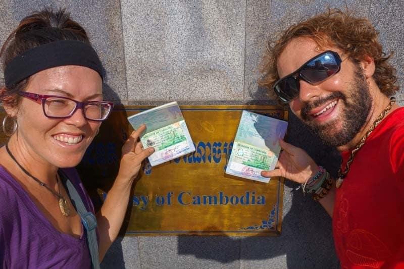 One Day, One Cambodia Visa!