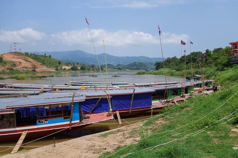 Thailand to Laos by Slow Boat: A Surprisingly Pleasant Trip