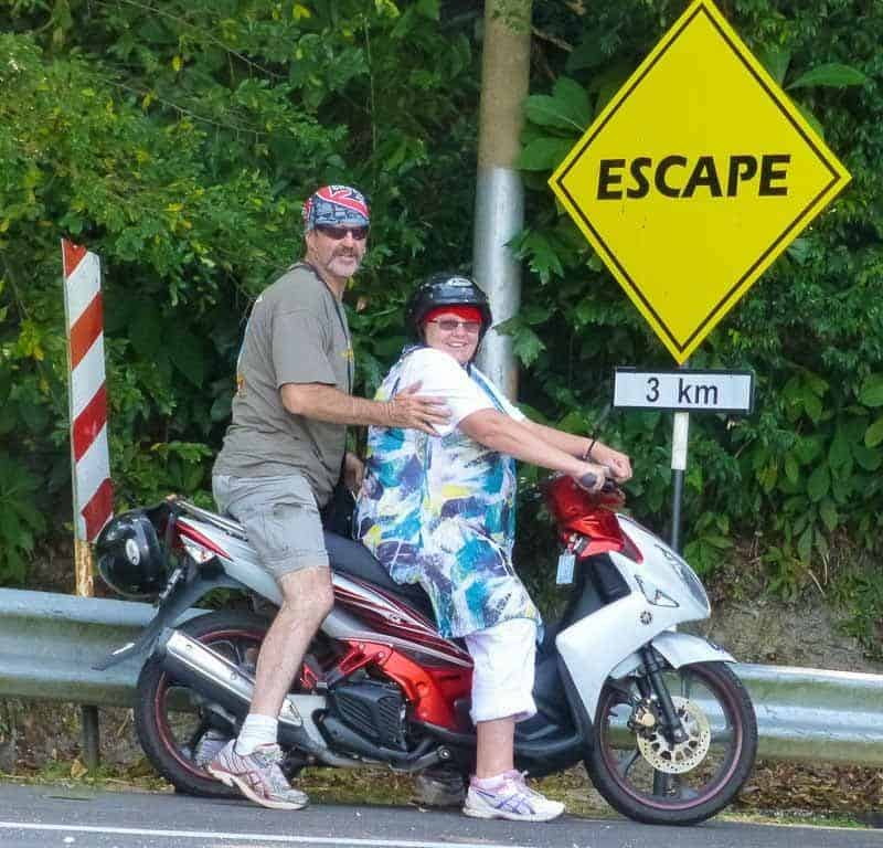 Renting A Scooter Or Motorbike
