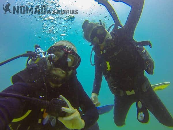50th dive Nha Trang Vietnam 6 months