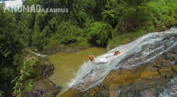 Canyoning Dalat Vietnam