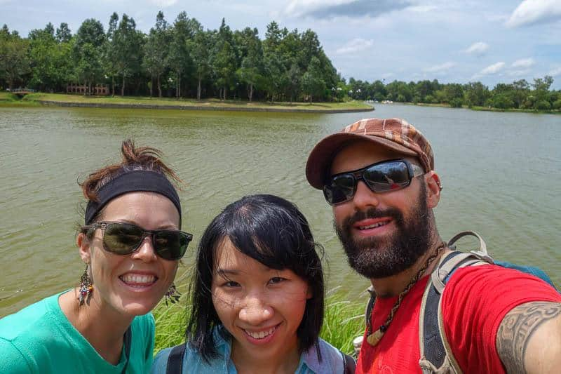 Lesh, Our Withlocals Guide Phuong And Jazza.