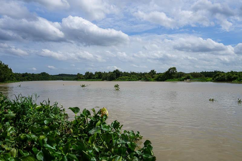 The Saigon River. Withlocals