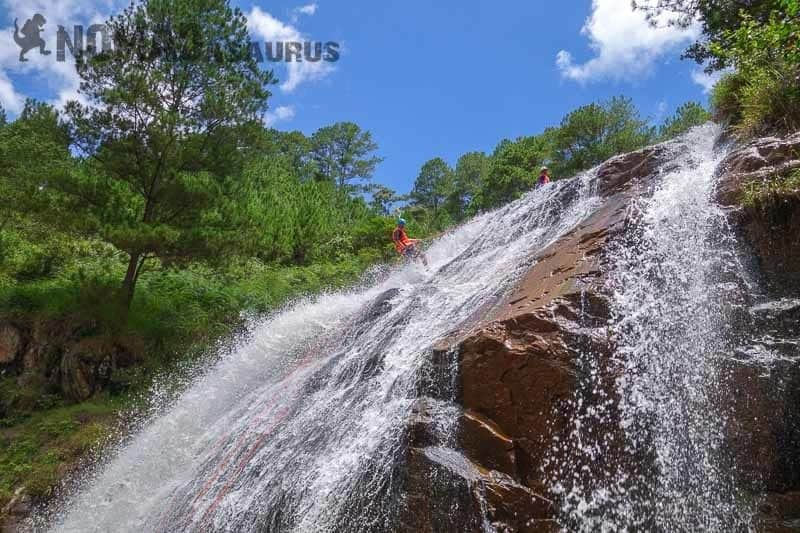 Canyoning in Dalat Photos Make You Travel To Vietnam