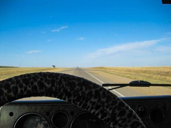 Prairies Buying A Car Van Driving Across Canada Road Trip