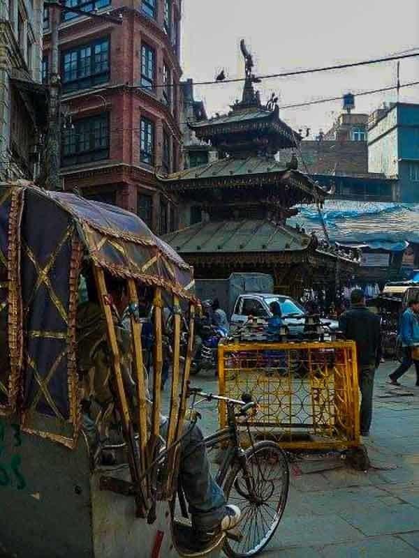 Kathmandu Prison In Nepal
