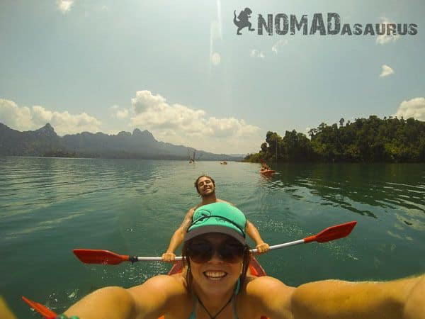 Kayak Khao Sok National Park 6 Months