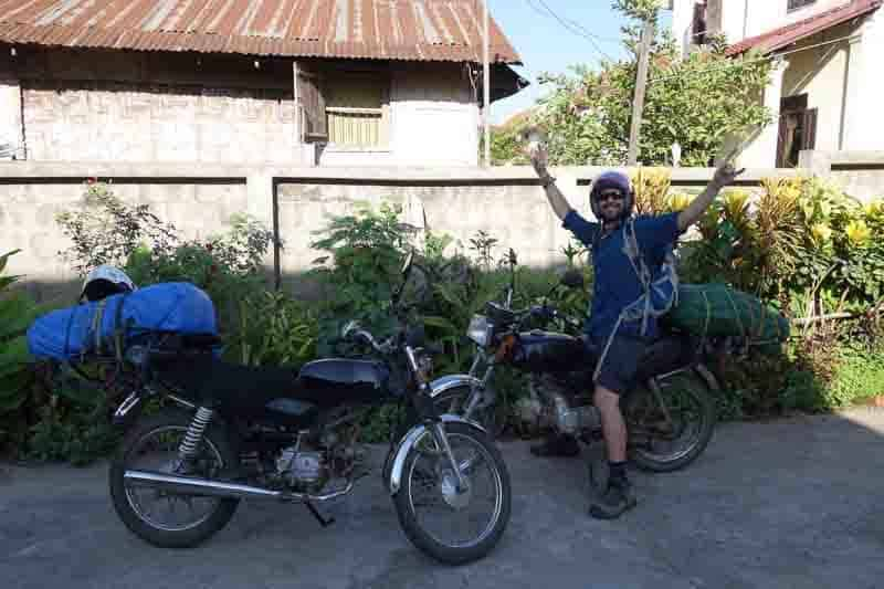 Motorcycle adventure South East Asia 6 months