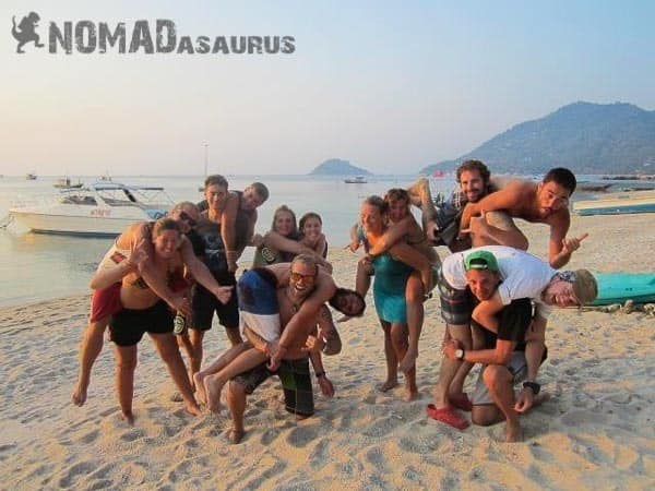 Rescue Diver Koh Tao Thailand 6 Months