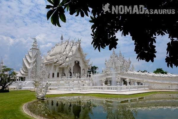 White Temple Chiang Rai Following my dreams