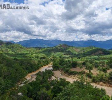 Da Lat to Nha Trang Southern Vietnam motorcycle adventures
