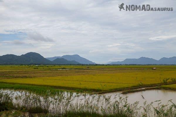 Cambodia Border Southern Vietnam Motorcycle Adventures