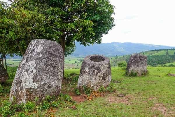 Cluster Site 2 Plain Of Jars Phonsavan Laos