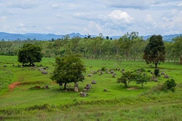 Site 1 Plain Of Jars Phonsavan Laos