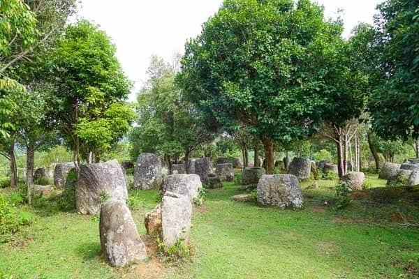 Site 3 Plain Of Jars Phonsavan Laos