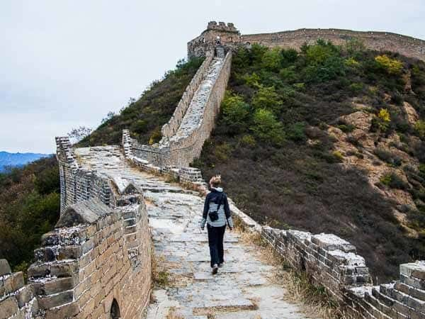 Best Adventure Travel Gear Women My Five Acres Great Wall Of China