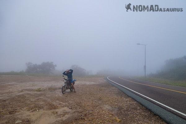 Bad Visibility Bokor National Park