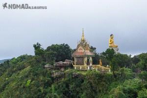 Buddha Bokor Mountain