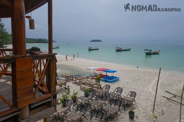 Koh Rong Accommodation