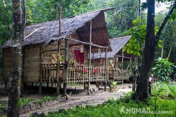 Bungalows Koh Rong