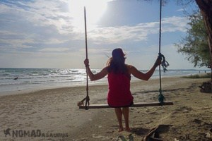 Swing Otres Beach Two