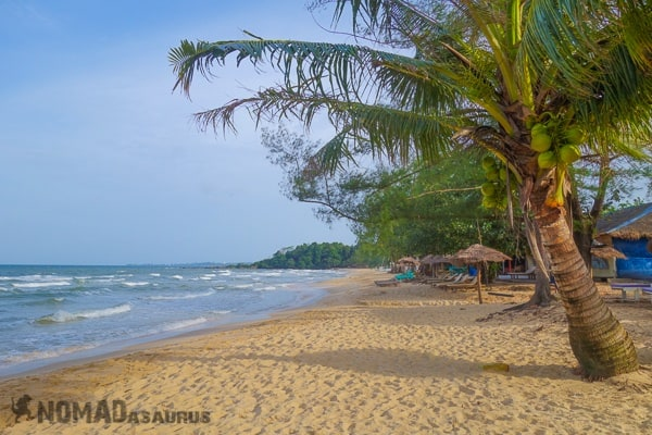 Otres Beach Sihanoukville One View