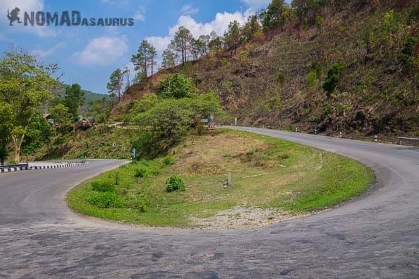 Chiang Mai To Pai Road Mae Hong Son Loop
