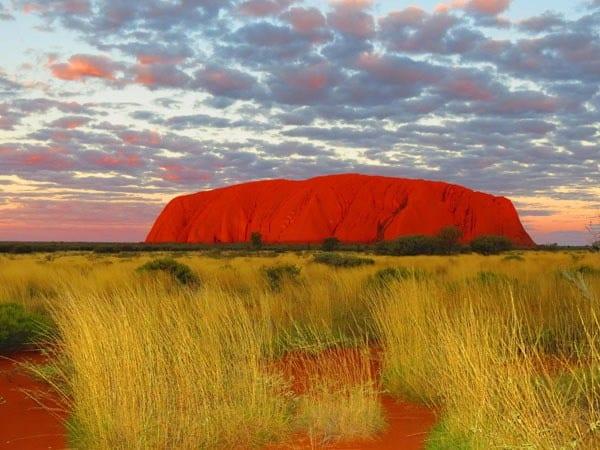 Uluru Overland Australia