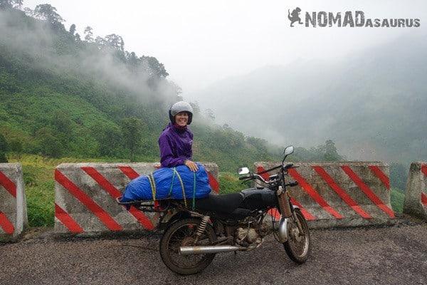 Backpackers Paradox Traveller Vs Tourist Lesh Motorcycle Vietnam Back Road